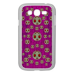 Ladybug In The Forest Of Fantasy Samsung Galaxy Grand DUOS I9082 Case (White)
