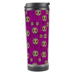 Ladybug In The Forest Of Fantasy Travel Tumbler