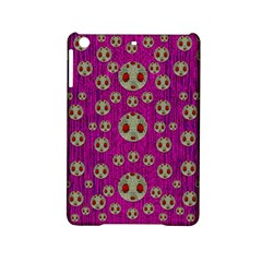 Ladybug In The Forest Of Fantasy Ipad Mini 2 Hardshell Cases