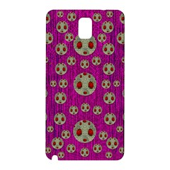 Ladybug In The Forest Of Fantasy Samsung Galaxy Note 3 N9005 Hardshell Back Case
