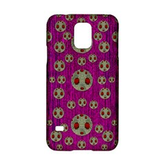 Ladybug In The Forest Of Fantasy Samsung Galaxy S5 Hardshell Case