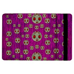 Ladybug In The Forest Of Fantasy iPad Air Flip