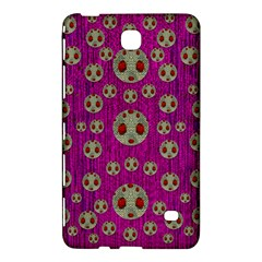 Ladybug In The Forest Of Fantasy Samsung Galaxy Tab 4 (7 ) Hardshell Case