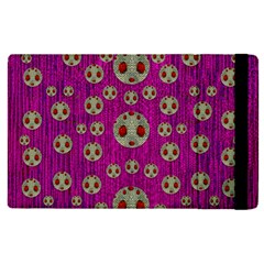 Ladybug In The Forest Of Fantasy Apple iPad Pro 12.9   Flip Case