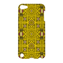 Stars And Flowers In The Forest Of Paradise Love Popart Apple iPod Touch 5 Hardshell Case