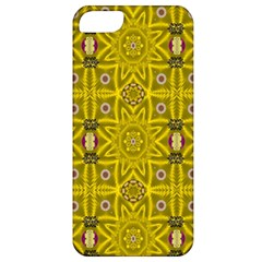 Stars And Flowers In The Forest Of Paradise Love Popart Apple iPhone 5 Classic Hardshell Case