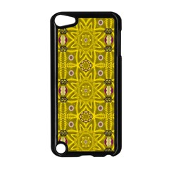 Stars And Flowers In The Forest Of Paradise Love Popart Apple Ipod Touch 5 Case (black)