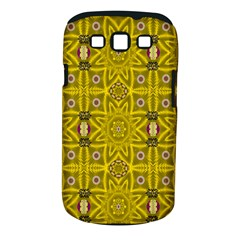 Stars And Flowers In The Forest Of Paradise Love Popart Samsung Galaxy S Iii Classic Hardshell Case (pc+silicone)