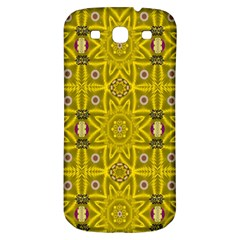 Stars And Flowers In The Forest Of Paradise Love Popart Samsung Galaxy S3 S III Classic Hardshell Back Case