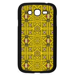 Stars And Flowers In The Forest Of Paradise Love Popart Samsung Galaxy Grand DUOS I9082 Case (Black)