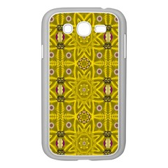 Stars And Flowers In The Forest Of Paradise Love Popart Samsung Galaxy Grand Duos I9082 Case (white)
