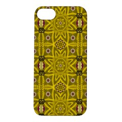 Stars And Flowers In The Forest Of Paradise Love Popart Apple iPhone 5S/ SE Hardshell Case