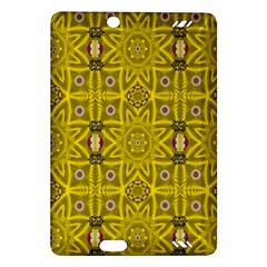 Stars And Flowers In The Forest Of Paradise Love Popart Amazon Kindle Fire HD (2013) Hardshell Case
