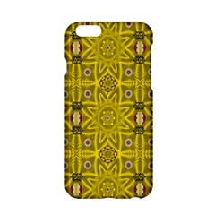 Stars And Flowers In The Forest Of Paradise Love Popart Apple iPhone 6/6S Hardshell Case