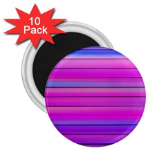 Cool Abstract Lines 2.25  Magnets (10 pack)