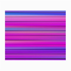 Cool Abstract Lines Small Glasses Cloth