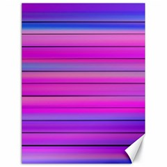 Cool Abstract Lines Canvas 18  x 24
