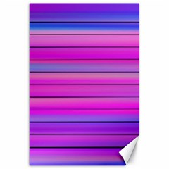 Cool Abstract Lines Canvas 20  x 30