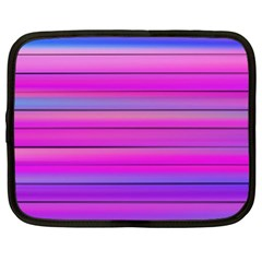 Cool Abstract Lines Netbook Case (Large)