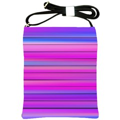 Cool Abstract Lines Shoulder Sling Bags