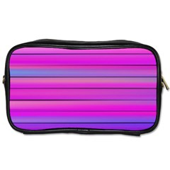 Cool Abstract Lines Toiletries Bags