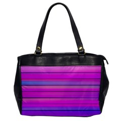 Cool Abstract Lines Office Handbags