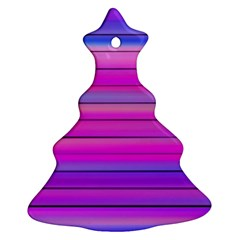 Cool Abstract Lines Ornament (Christmas Tree)
