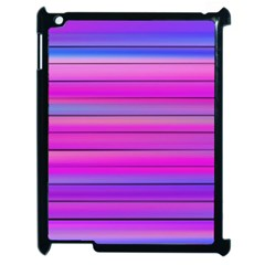 Cool Abstract Lines Apple Ipad 2 Case (black)