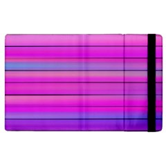 Cool Abstract Lines Apple iPad 3/4 Flip Case