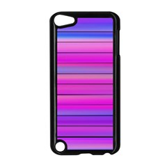 Cool Abstract Lines Apple Ipod Touch 5 Case (black)