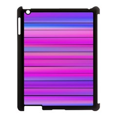 Cool Abstract Lines Apple Ipad 3/4 Case (black)