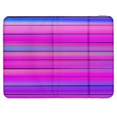 Cool Abstract Lines Samsung Galaxy Tab 7  P1000 Flip Case