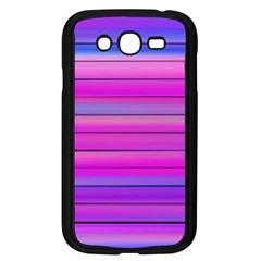 Cool Abstract Lines Samsung Galaxy Grand DUOS I9082 Case (Black)