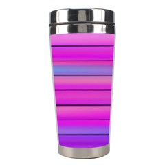 Cool Abstract Lines Stainless Steel Travel Tumblers
