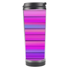 Cool Abstract Lines Travel Tumbler