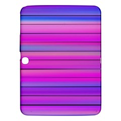Cool Abstract Lines Samsung Galaxy Tab 3 (10.1 ) P5200 Hardshell Case