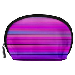 Cool Abstract Lines Accessory Pouches (large)