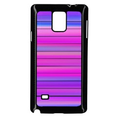Cool Abstract Lines Samsung Galaxy Note 4 Case (black)