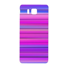 Cool Abstract Lines Samsung Galaxy Alpha Hardshell Back Case