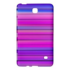 Cool Abstract Lines Samsung Galaxy Tab 4 (7 ) Hardshell Case