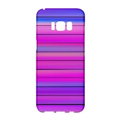 Cool Abstract Lines Samsung Galaxy S8 Hardshell Case