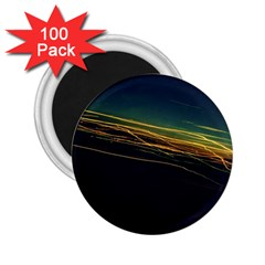 Night Lights 2 25  Magnets (100 Pack)