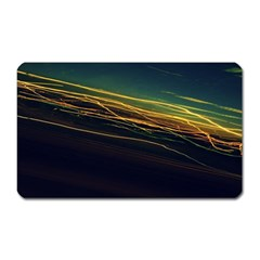 Night Lights Magnet (rectangular)