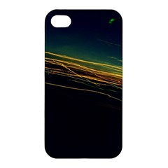 Night Lights Apple iPhone 4/4S Premium Hardshell Case