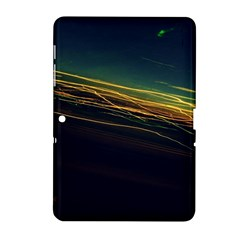 Night Lights Samsung Galaxy Tab 2 (10.1 ) P5100 Hardshell Case