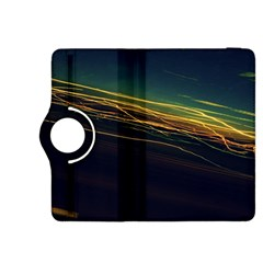 Night Lights Kindle Fire Hdx 8 9  Flip 360 Case