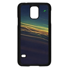 Night Lights Samsung Galaxy S5 Case (black)