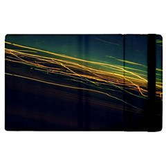 Night Lights Apple Ipad Pro 12 9   Flip Case