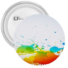 Colorful Abstract 3  Buttons