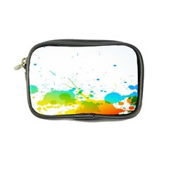 Colorful Abstract Coin Purse